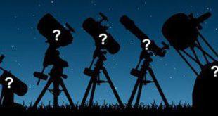 چه تلسکوپی بخرم؟