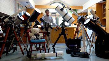 انتخاب تلسکوپ