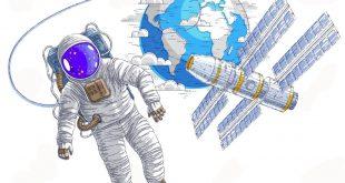 بی وزنی در فضا