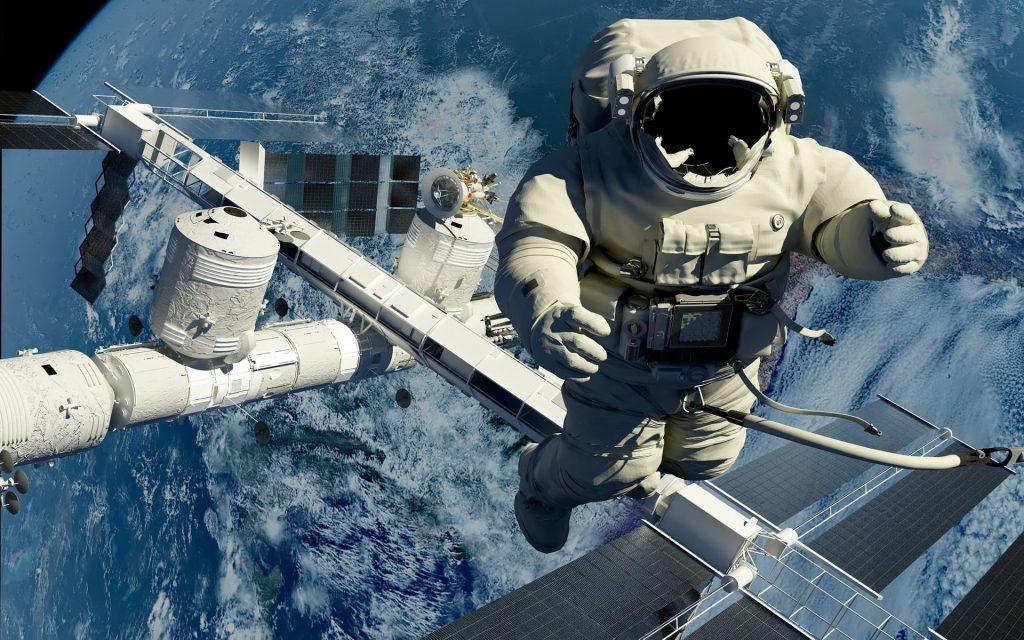 احساس بی وزنی فضانوردان