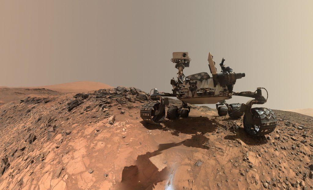 مااموریت بر روی مریخ